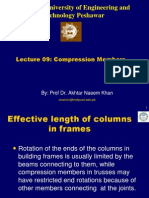 Lecture -09 Compression Members Problems