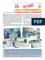 Jornal SINTESI-RJ Maio/Junho 2014