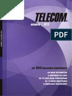 Anu a Rio Telecom 2013