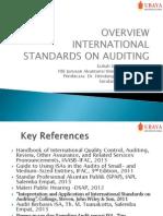 Overview Struktur Dan Proses Audit SPAP ISA UBAYA HT111213