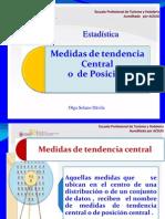 Medidas Centrales