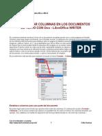 11 Establece Columnas en El Documento