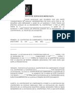 Contrato Conquistados (Lalo)