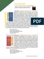 Folder Dos 6 Métodos Para Flauta de Nilson Mascolo e Cinthia Mascolo - Rev.F