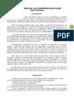 Como Desarrollar Las Competencias en Clase (1)