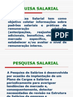 Pesquisa Salarial 5