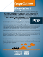 Pollutions Diesel Solutions