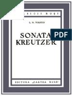 TOLSTOI Lev Sonata Kreutzer v1 0