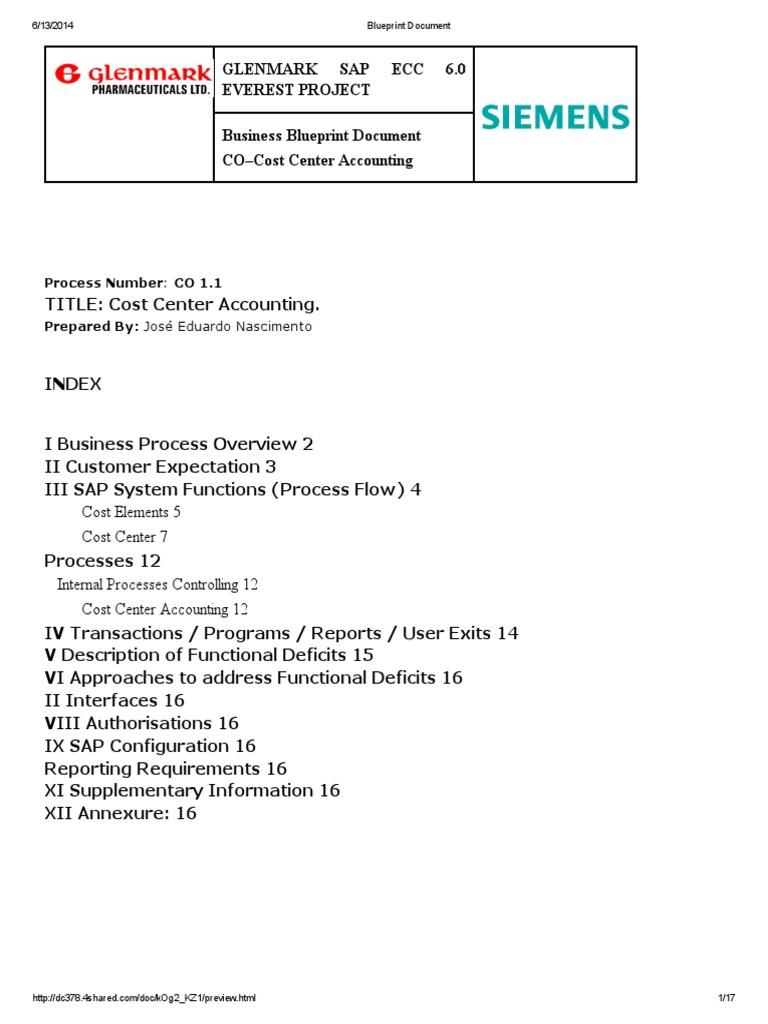 Blueprint document cost of goods sold budget friedricerecipe Gallery