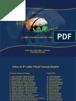 Catálogo Leilão Virtual Faz Brasilia