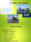 informatie projectweek en gs flevopolders