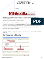 Usando o FileZilla FTP - Tutorial _ Sites Guru