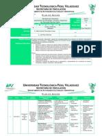 Programa de Atletismo 2013