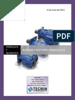 Informe de Bombas y Motores Hidraulicos