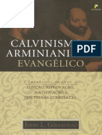 224711563 John Lafayette Girardeau Calvinismo e Arminianismo Evangelico