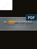 3D Spatial Capability Statement 2012