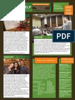 Century Giving Appeal Newsletter