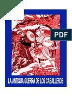 Anon - La Antigua Guerra de Los Caballeros (Alquimia)