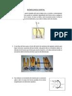 Biomecanica Dental