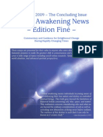 A Singular Resolution... Three articles - Dec 2009-Jan 2010