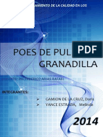 Poes Granadilla