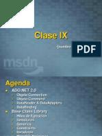 Clase IX