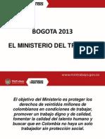 Presentacion Ley 1562 2012 Extendida