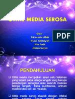Otitis Media Serosa. Pp