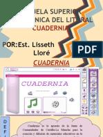 CUADERNIA
