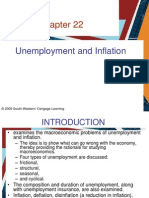 LECTURE4- Ch 8 Unemployment and Inflation