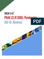 PSAK-23-Pendapatan