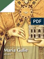 Maria Galie arte sacra brochure di presentazione 2014