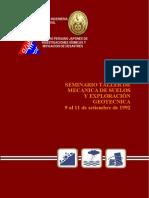 Ensayos de Refracción Sísmica y Medición de Ondas de Corte