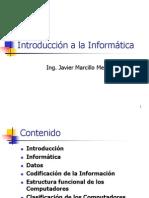 Introduccion a La Inform
