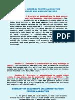 Rule 84 General Powers (1)