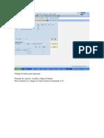Código de Barras Para Sapscript