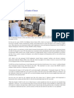 20131206_ACT PAO_OPEX_CFC Closes