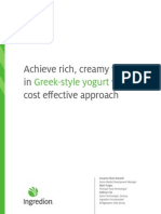 NOVATION® Indulge 3320 Starch (Greek Yogurt) White Paper