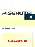 Sistema Trunking MPT 1327