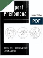 BSL2 Transport Phenomena (2nd Ed.)