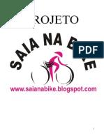 PROJETO Saia Na Bike BANCOS So Projeto