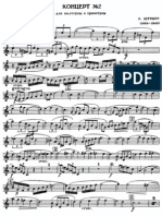 French Horn Etudes - Alphonse
