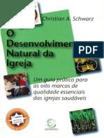 Christian a. Schwarz - O Desenvolvimento Natural Da Igreja - DNI