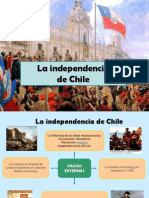 laindependenciadechile-121226185523-phpapp02