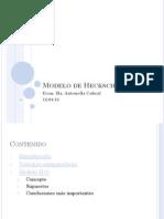Modelo de Heckscher-Ohlin
