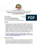 20130418132814.SPN Advisorc for Public Private Partnership Procurement Policy PM a 007 Final1