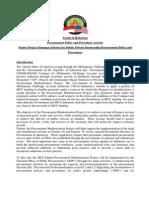 20130418132752.TOR Sr Addvisor Public Private Partnership Procurement Policy PM a 007 Final1