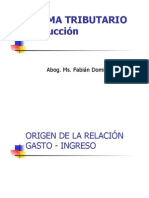 Sistema tributario paraguayo