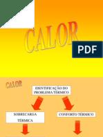 CALOR - Apresentação PowerPoint