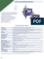 ICM Fluid Analyzer 4270